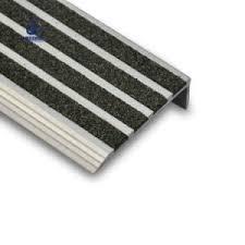 china aluminium profile anti slip stair nosing china stair