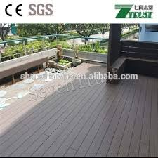 seven trust wood plastic composite materials outdoor decking