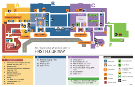 Pharmacy Floor Plans by Facility Map West Palm Beach Va Medical Center