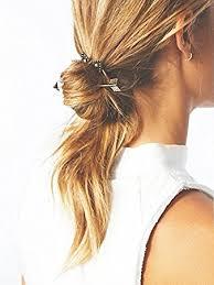 barrette hair doopootoo metal arrow hoop set pierced