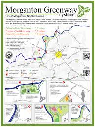Riverside State Park Trail Map by Morganton Greenway Catawba River Greenway Guide Info
