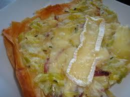 que cuisiner avec des poireaux tarte aux poireaux et fromage saveurs ciboulet