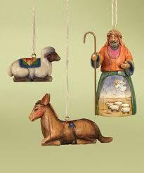 20 best jim shore nativity ornaments images on