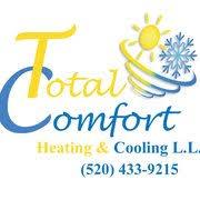 Total Comfort Hvac Total Comfort Heating U0026 Cooling L L C 10 Reviews Heating