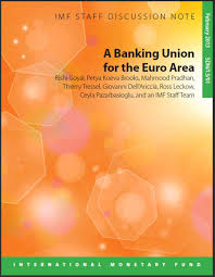 a banking union for the euro area ebook by rishi goyal