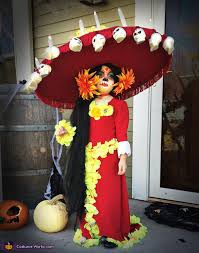 la muerte costume muerte from book of costume
