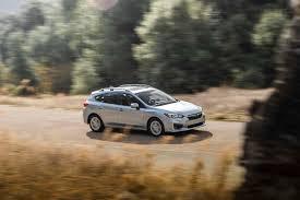 white subaru impreza hatchback 2017 subaru impreza reviews and rating motor trend