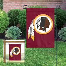 Decorative Garden Flags Amazon Com Party Animal Washington Redskins Garden Flag Sports