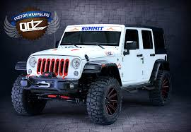 postal jeep lifted o u0027dz custom jeep models in fort wayne in custom jeep models for