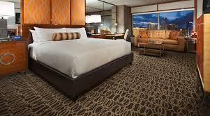 elara las vegas junior suite floor plan las vegas bedroom
