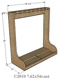 Free Woodworking Plans For Corner Cabinets by Vertical Wall Gun Rack Plans Plans Diy Free Download Corner