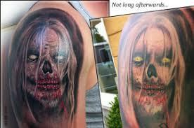 the biology of a healing tattoo tattoo hubtattoo