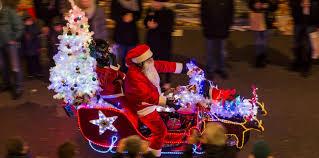 hint 57 santa clause on harley davidson barfi ch