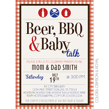 bbq baby shower ideas create bbq baby shower invitations printable egreeting ecards