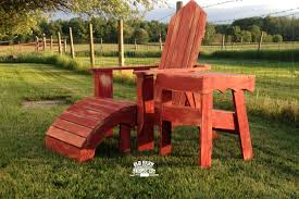 Brown Adirondack Chairs Old Barn Rustic Co Brown County Indiana Rustic Chair Dealers
