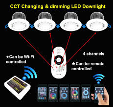 Wireless Ceiling Light Wireless Led Ceiling Light With Remote Control Lightings And