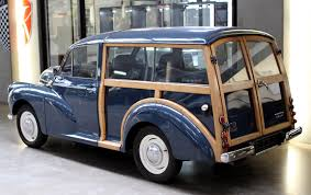 morris minor 1000 traveller had a good one and loved it just