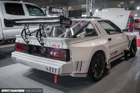 mitsubishi starion engine a drift spec rb26 swapped starion speedhunters