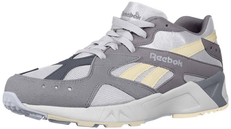 Reebok Aztrek Gray Running Shoes
