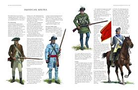 an illustrated history of uniforms from 1775 1783 the american