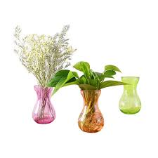 Home Decor Vase Online Get Cheap Colored Flower Vases Aliexpress Com Alibaba Group