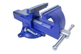 How To Build A Bench Vise Yost 4 Rav Rapid Action Bench Vise 4