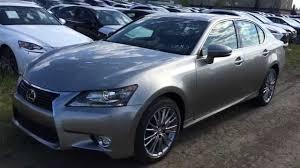 lexus richmond staff new atomic silver 2015 lexus gs 350 awd luxury package review