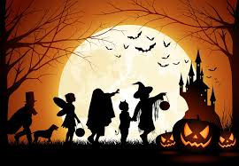 halloween silhouette background download halloween backgrounds u2013 festival collections