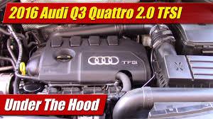 audi q3 engine the 2016 audi q3 quattro 2 0 tfsi
