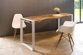 Modern Wood Desk Best Modern Wood Desk Thediapercake Home Trend