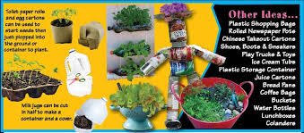 recycled container garden ideas u2013 kids growing strong