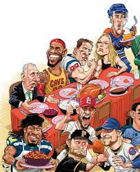 humorous thanksgiving pictures tom richmond illustration thanksgiving