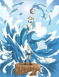 celestial wizard costume fairy tail celestial spirits chibi wallpaper