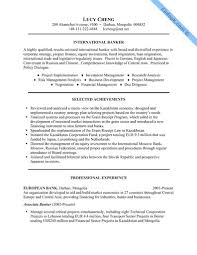 Sample Resume For Oil Field Worker List Of Banking Resume Sales Banking Lewesmr