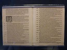 thesis of martin luther lovepotsdam s blog love potsdam page 2 earliest printed copy of luther s 95 theses printed early 1500 s