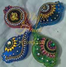mayur arts u0026 crafts 700 pieces haldi kumkum boxes
