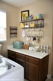 How To Decorate A Laundry Room Laundry Room Organization And Storage Ideas Creative Juice