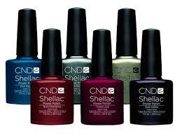 manicures and pedicures in hawthorn shellac nails cnd
