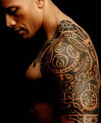 dwyane the rock johnson tattoos pictures images pics photos of