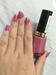 buy revlon nail enamel iced mauve 8ml online at low prices in