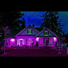 Halloween Flood Lights by Le 50w Rgb Led Flood Light Dimmable 16 Colors Change 4 Modes