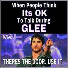 Glee Meme - 70 best glee images on pinterest glee club glee quotes and funny