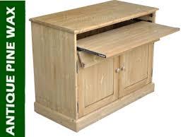 pine finish desk office desks office furniture antique pine