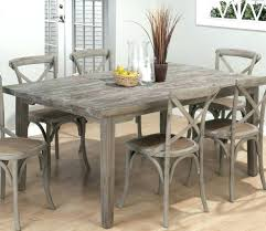 Long Table With Bench Dining Table Rustic Bench Style Dining Table Wooden And Oak