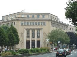 chambre du commerce de ancienne chambre de commerce de caen caen 1956 structurae of