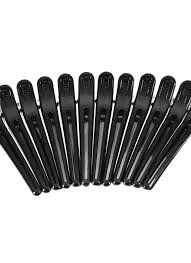 the hair grip 12pcs black hair grip hairdressing sectioning cutting cls