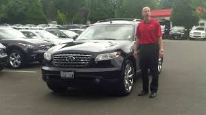 infiniti fx50 lowered 2003 infiniti fx45 review in 3 minutes you u0027ll be an expert on