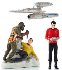 the trek collective christmas kitsch from the trekverse