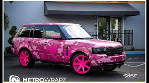 range rover pink wallpaper dia show tuning pink camouflage range rover by austin mahone youtube