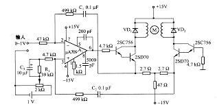 servo motor circuit automation circuits next gr dc wiring